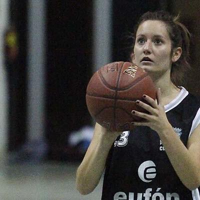El Baloncesto Cuéllar femenino perdió su partido de Copa en una mala segunda mitad