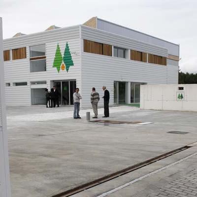 Resinas Naturales anuncia una ampliación en la planta de Cuéllar en 2016 para elaborar derivados de la colofonia y el aguarrás