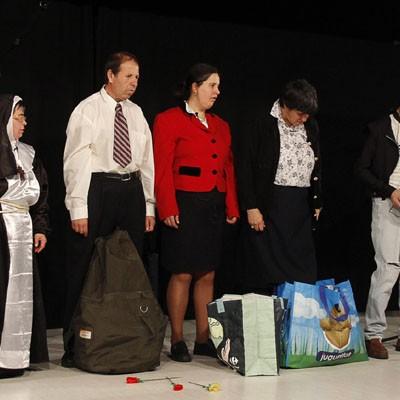 Teatro, baile y canción en el Festival de Navidad de Apadefim Fundación Personas