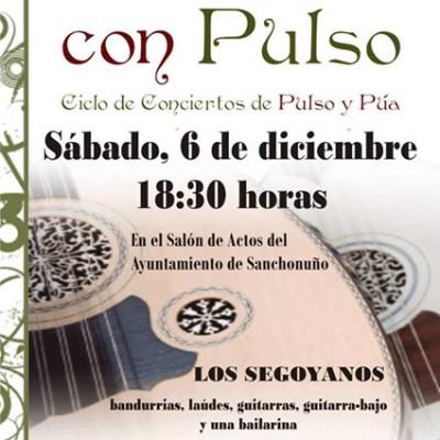 """Los Segoyanos actuarán el sábado en Sanchonuño dentro del ciclo """"Otoños con Pulso"""""""
