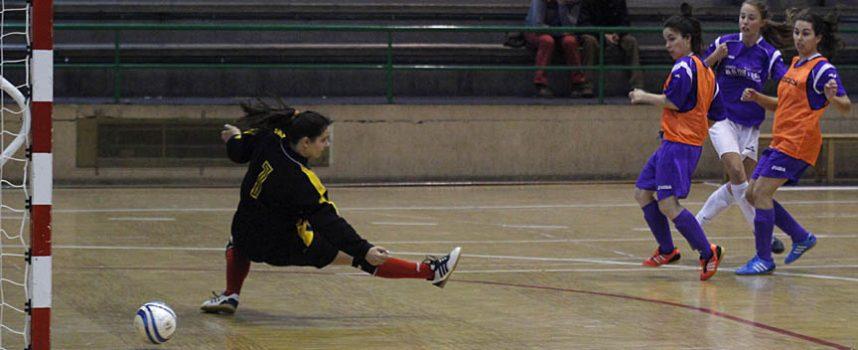 El FS Autoescuela El Pinar & El Henar finaliza el año líder y goleando al Dragons FS