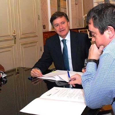 La Lonja Agropecuaria celebrará sus primeras mesas en el Palacio Provincial en enero