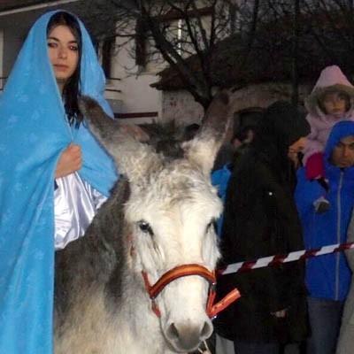 Zarzuela del Pinar se prepara para montar su Belén Viviente