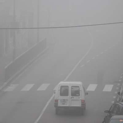 La Aemet advierte de la presencia de niebla durante toda la mañana en la meseta segoviana