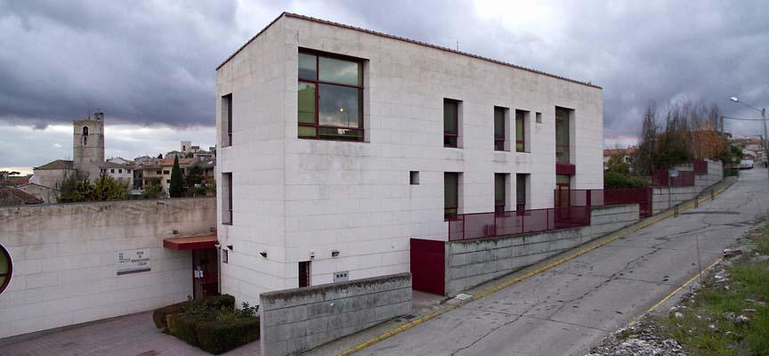 Centro de Día de Personas Mayores de Cuéllar.|
