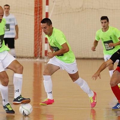 El FS NaturPellet Cuéllar recibe el sábado al Guardo en su último partido del año