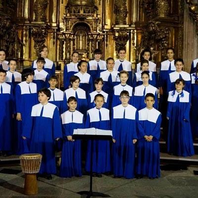La Escolanía de Segovia actuará el próximo domingo en la iglesia de Villaverde de Iscar