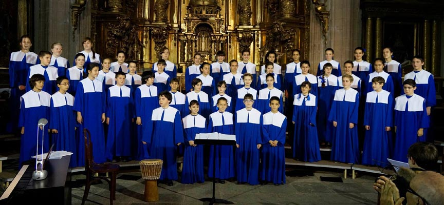Escolanía de Segovia.