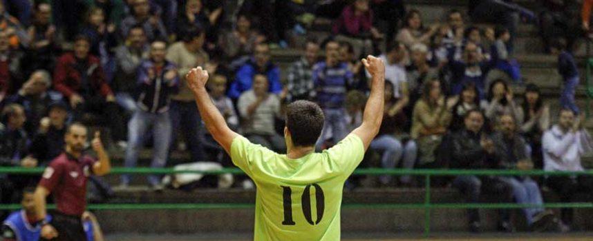 El FS NaturPellet Cuéllar vuelve a jugar en Santa Clara después de mes y medio fuera