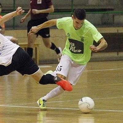 Penúltima jornada de Liga para el FS Naturpellet