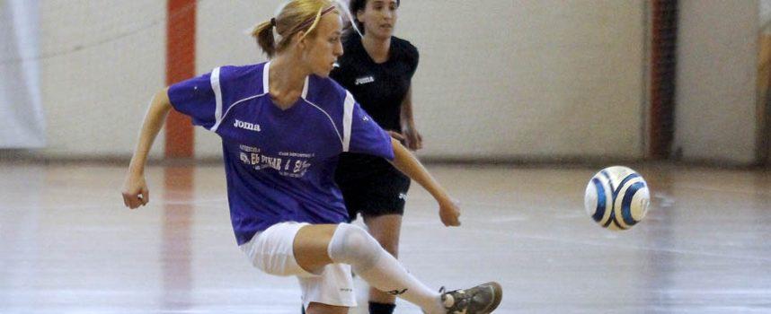 El FS Autoescuela El Pinar & El Henar recupera el liderato goleando