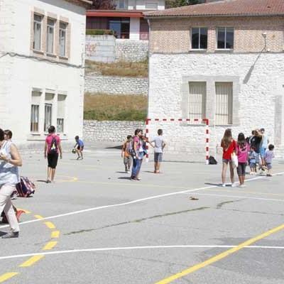 La Diputación convoca una ayuda para el acondicionamiento de colegios