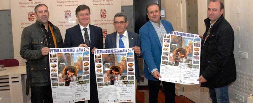 Sacramenia acogerá este fin de semana su I Feria Agroalimentaria
