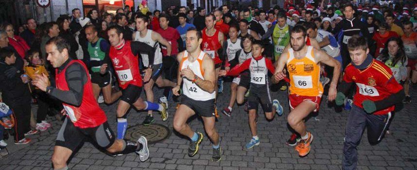 Cita con el deporte el último día del año con la XIX San Sivestre cuellarana