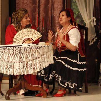 Tempus Gaudii y La Farándula actúan este fin de semana en la Muestra Provincial de Teatro en Cantalejo