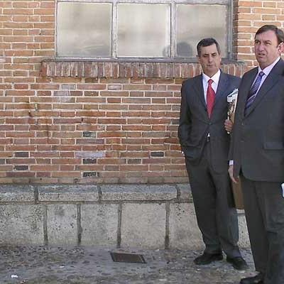 El alcalde asegura no haber dejado nunca de luchar por el gimnasio del CEIP La Villa
