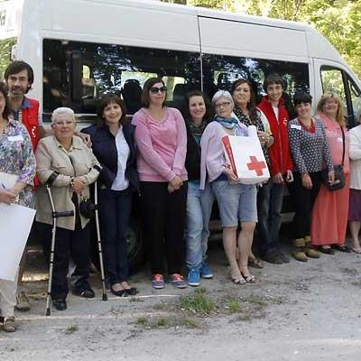 Cruz Roja realizará una campaña de captación de socios y voluntarios en la Feria de Cuéllar