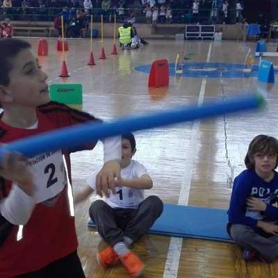 El Deporte Divertido organizado por la Diputación ya tiene finalistas