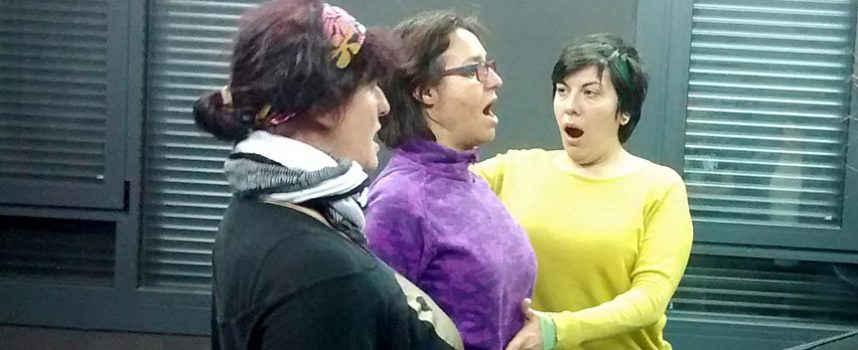 La comedia musical centró la última actividad formativa de Teatro Zereia