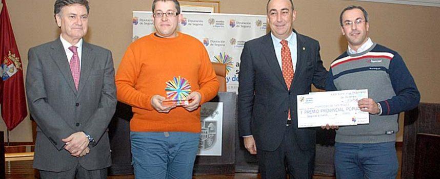 La Parroquia de San Miguel recibe el premio de la Diputación a su belén en la categoría popular