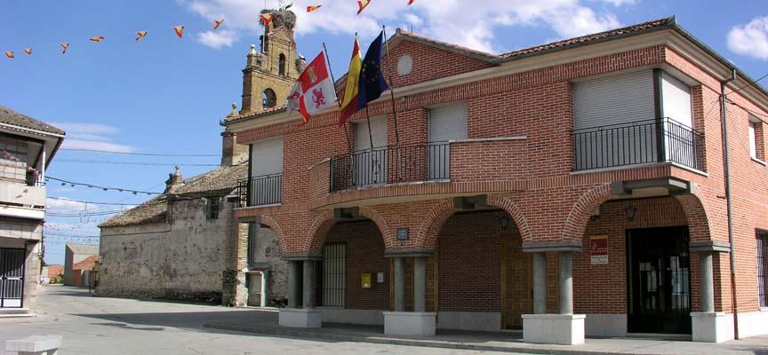 Ayuntamiento de Gomezserracín.