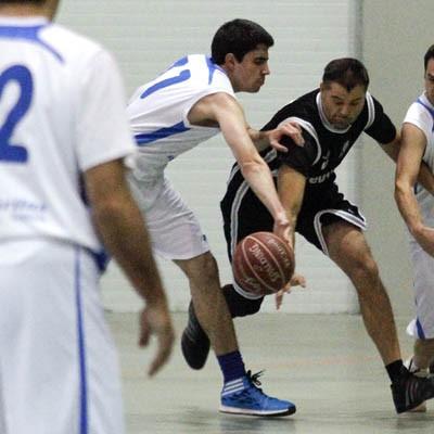 El Baloncesto Cuéllar cerró 2014 y abrió 2015 con competiciones
