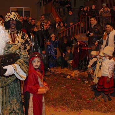 El mar será el protagonista de la Cabalgata de Reyes cuellarana