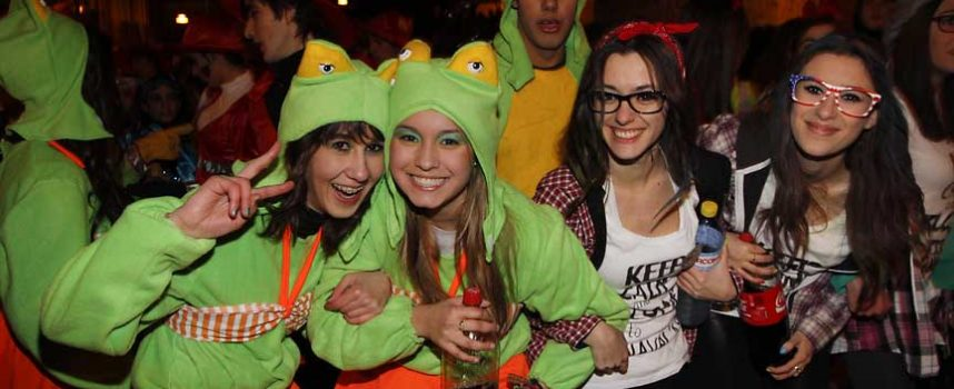 Teatro, desfiles y fiestas protagonizan el Carnaval en Cuéllar