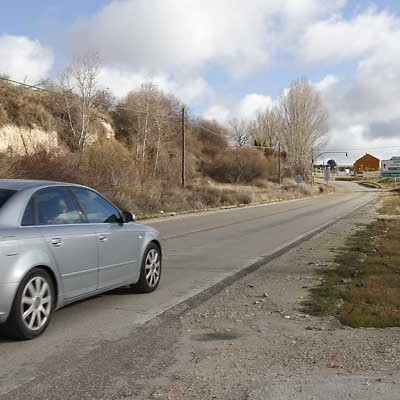 El acondicionamiento de la calle Morería y la acera de la carretera de Peñafiel, principales obras con cargo a los Planes Provinciales