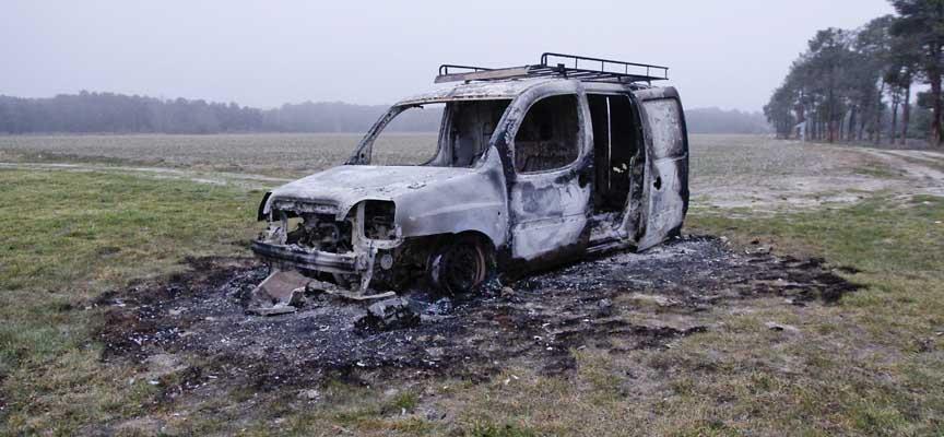 Estado en el que fue hallado el vehículo.