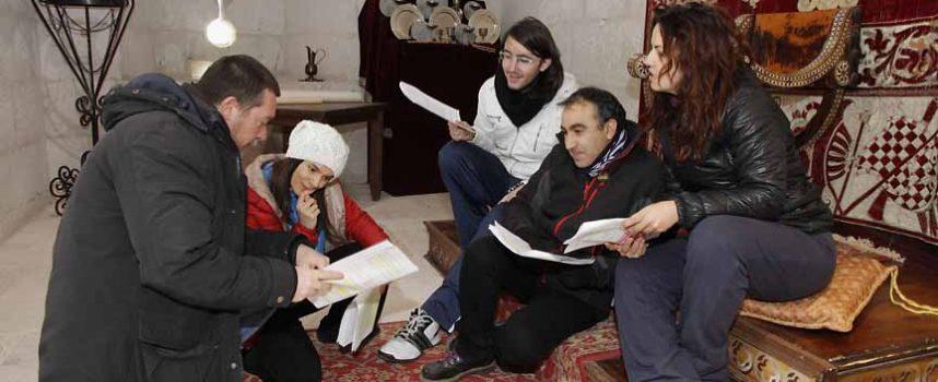 Comienzan los ensayos del nuevo espectáculo teatralizado del Castillo