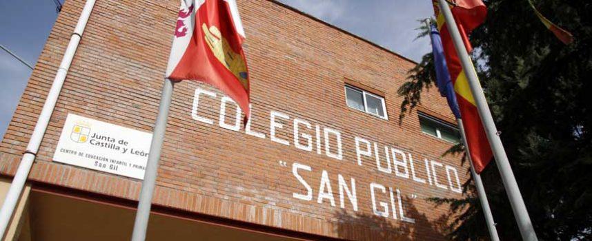 En cuarentena un aula de segundo de infantil del colegio San Gil de Cuéllar tras el positivo de un alumno en COVID-19