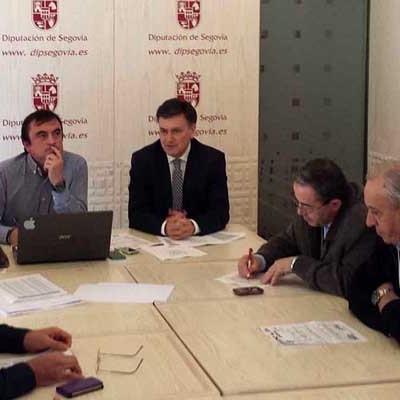 La Lonja Agropecuaria comienza a reunirse en la Diputación Provincial