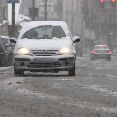 Continúa la situación complicada en las carreteras de la comarca y la provincia