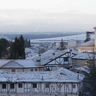 La Agencia de Protección Civil avisa del pronunciado descenso de temperaturas previsto mañana en la provincia