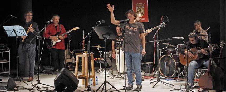 """""""Pepe Colás y los Punkifolkis"""" finalistas en el IV Concurso para el fomento de la música de raíz Villalar 2015"""