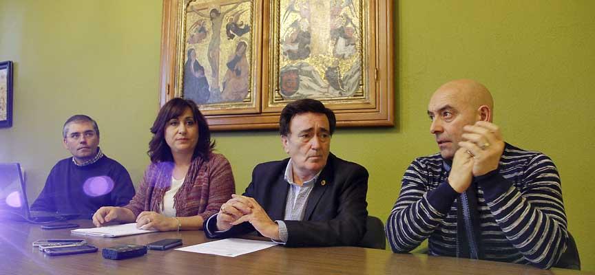 Presentación de la solicitud de declaración de Interés Regional para la Semana Santa.