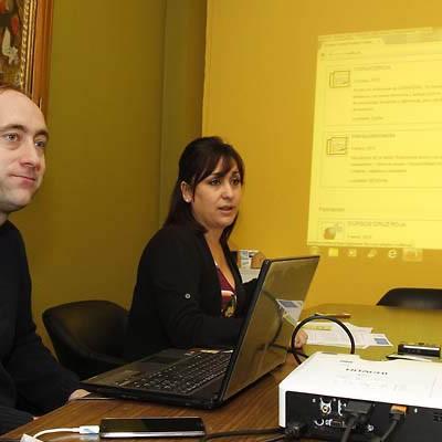 """""""empleo.cuellar.es"""", punto de encuentro de jóvenes emprendedores y en busca de trabajo"""
