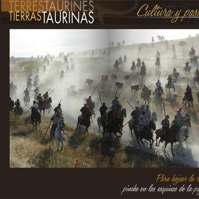 """Los Encierros de Cuéllar se recogen en la última edición de """"Tierras Taurinas"""""""