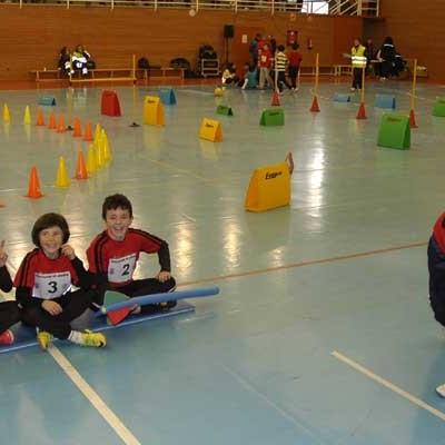 Fuentepelayo acoge este fin de semana la 1ª concentración del Programa Deporte Divertido