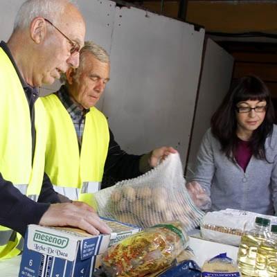 El Ayuntamiento hará un nuevo reparto de alimentos entre 255 personas
