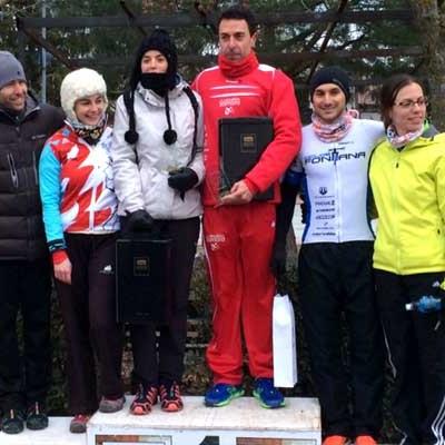 Amplia participación en el primer campeonato autonómico de Triatlón en Moraleja de Coca