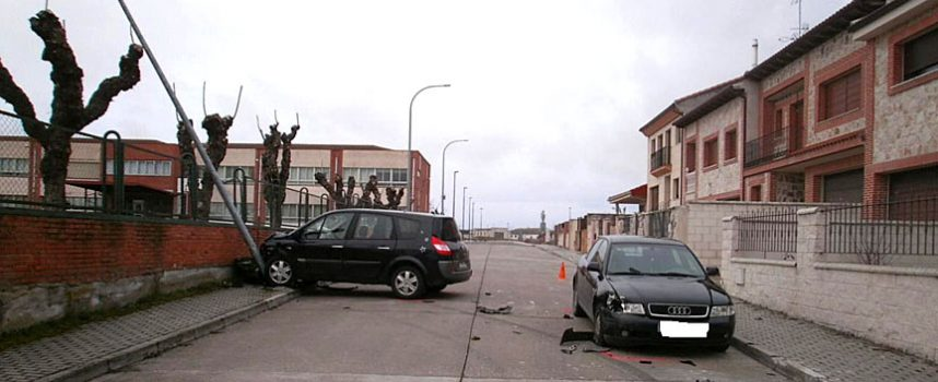 La Policía Local detiene a un menor por conducir sin permiso de conducción