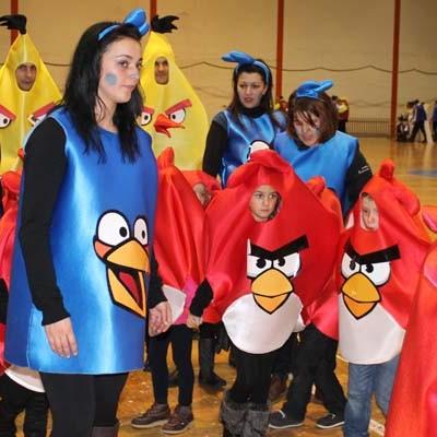El Carnaval llenará de colorido los pueblos de la comarca