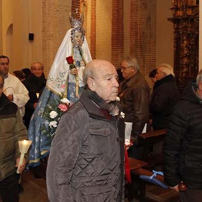 San Andrés acoge hoy la celebración de Las Candelas