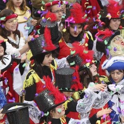 Cultura mantiene abierta la inscripción al XIII Concurso Infantil de Disfraces