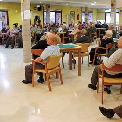El Centro de Día de Personas Mayores de Cuéllar reabre hoy sus puertas