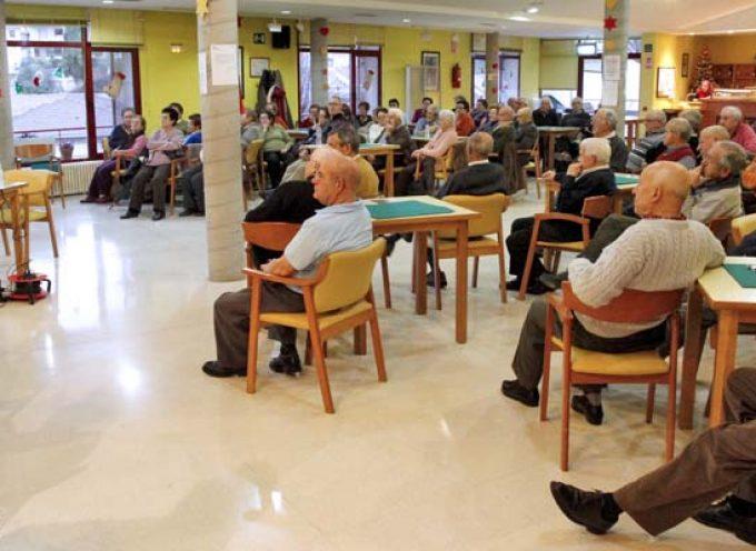 Fundamay acercará al Centro de Día su campaña de prevención de malos tratos en mayores