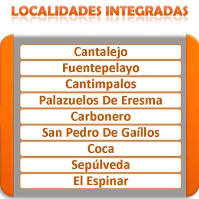 Carbonero, Cantalejo, Coca y Fuentepelayo acogerán actuaciones de la Red regional de Circuitos Escénicos