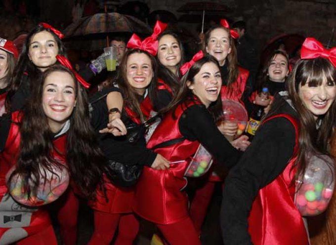 Teatro, desfiles y fiestas infantiles, platos fuertes del carnaval en Cuéllar